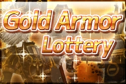 Gold Armor Lottery