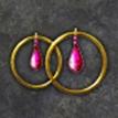 Frenzy Earrings