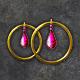 Avarice Earrings