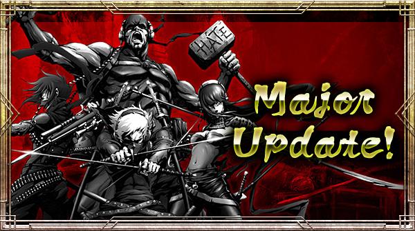Major Update