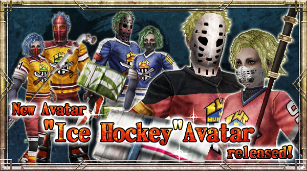 "New Avatar ""Ice Hockey"" will be available!"