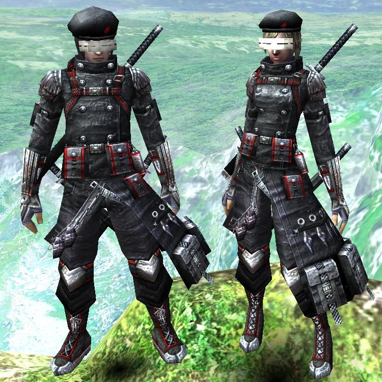 Commando Set (A)