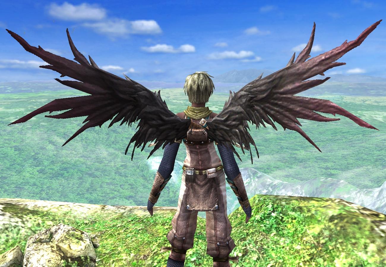 死神の翼(冬)