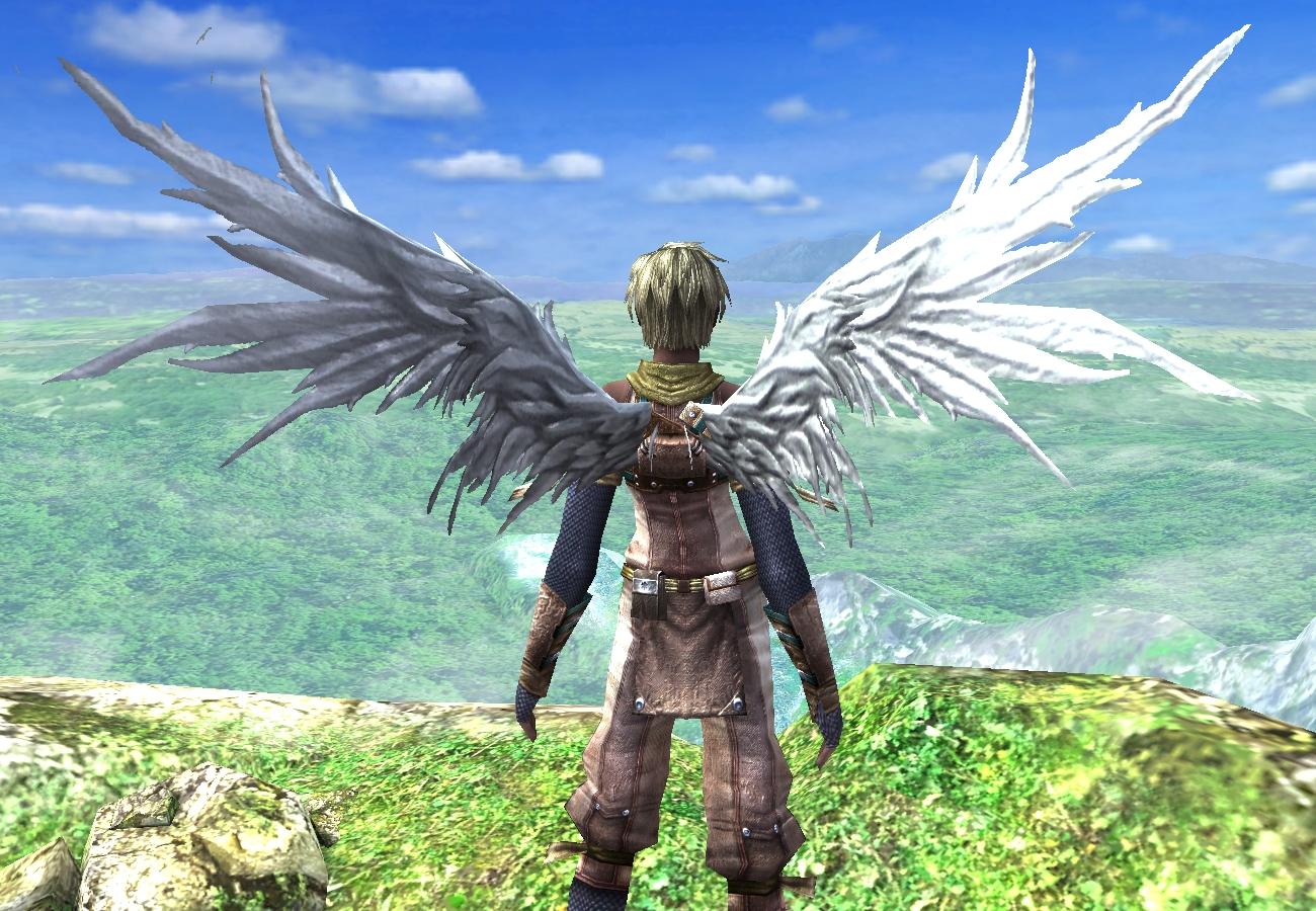 死神の翼(夏)