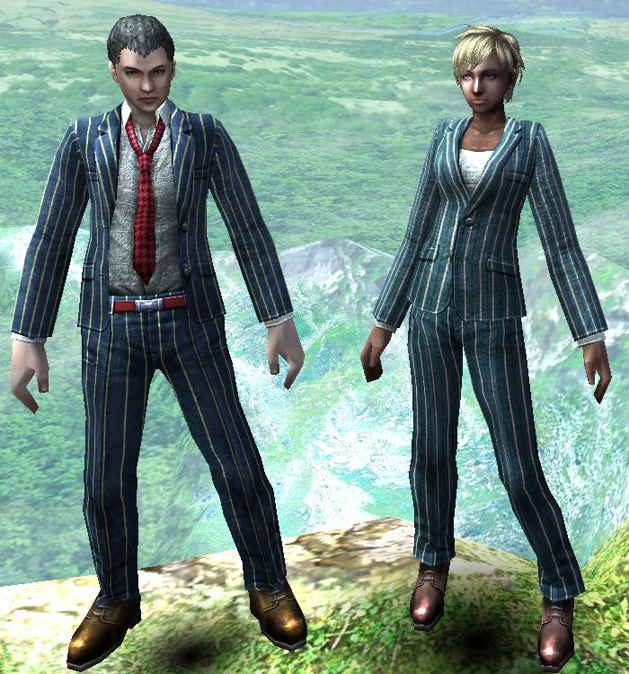 スーツ(冬)セット