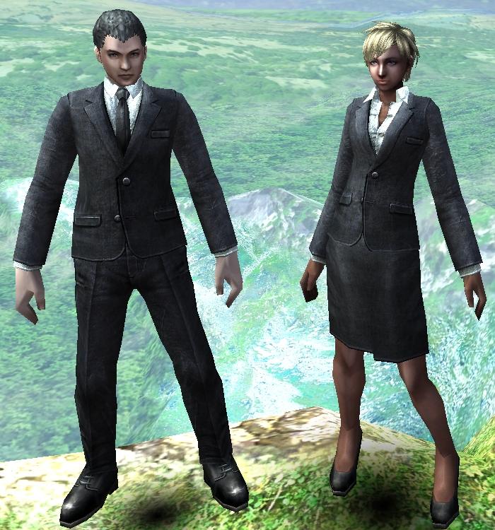 スーツ(春)セット