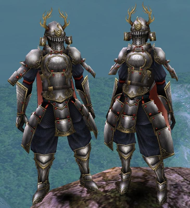 Western Armor Set (A)